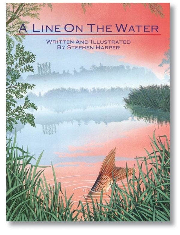 A Line on the Water Hardback
