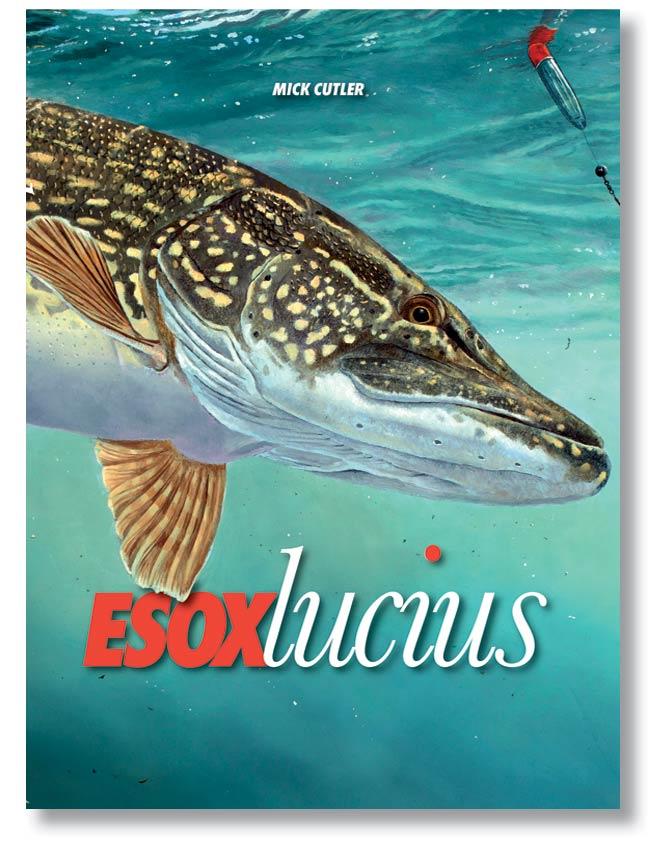 Esox Lucius Hardback