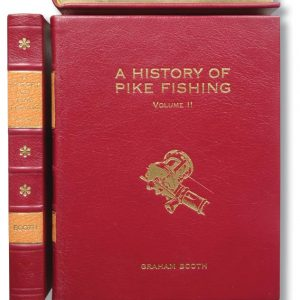 A History of Pike Fishing Vol II Leather Edition