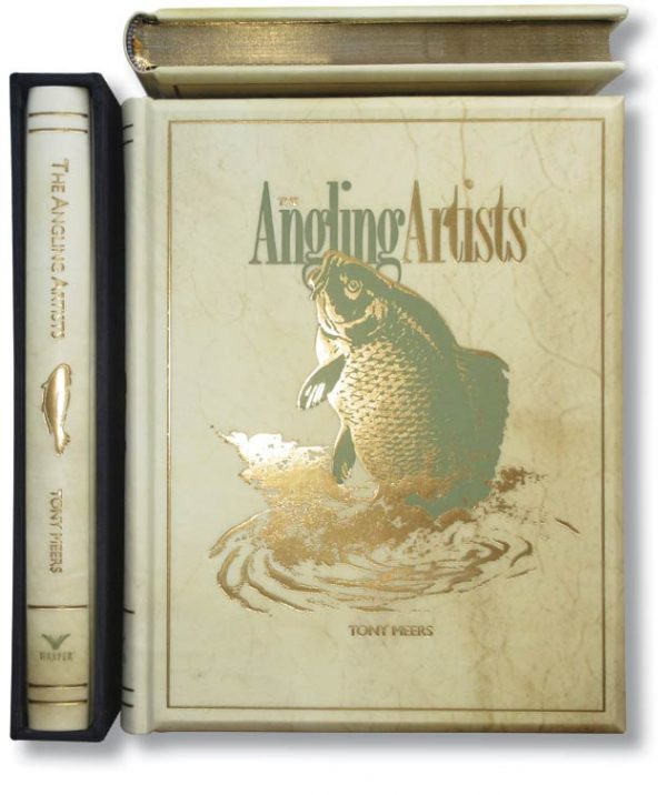 The Angling Artists Velum Edition