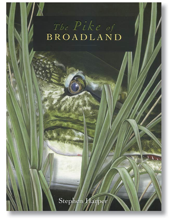 The Pike of Broadland Hardback