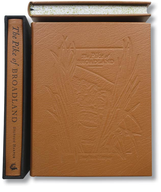 The Pike of Broadland Leather Edition