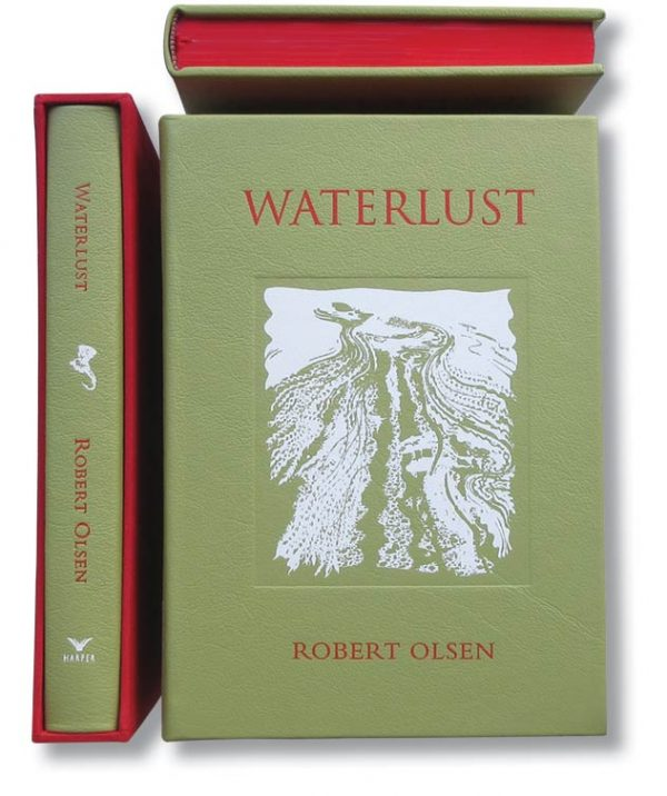 Waterlust Leather Edition