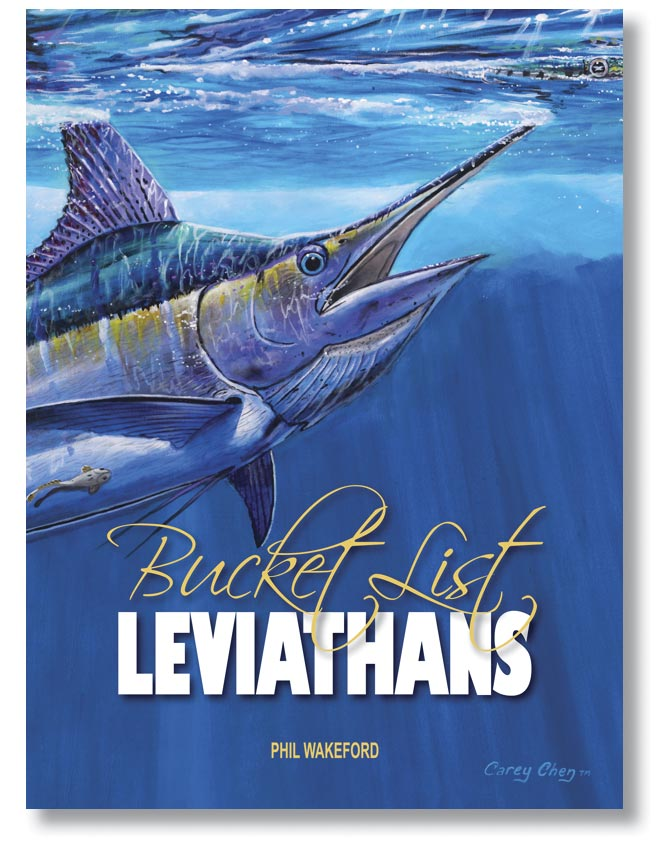 Bucket List Leviathans by Phil Wakeford